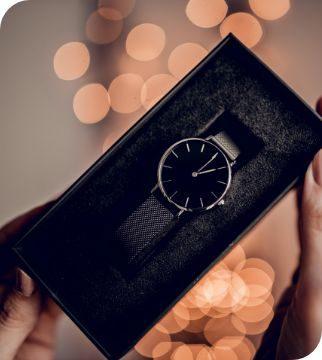 Opakowania na zegarki