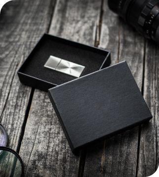 Opakowania na pamięci USB